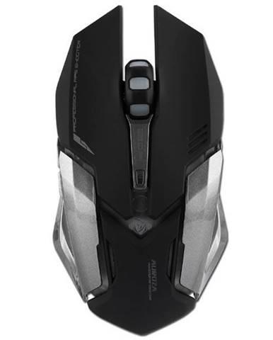 Myš  E-Blue Auroza Gaming čierna