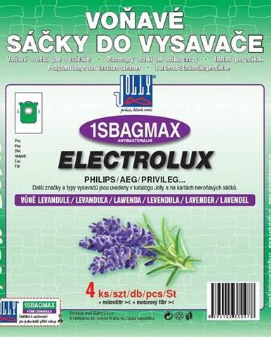 Sáčky pre vysávače Jolly MAX 1S BAG lavender perfume