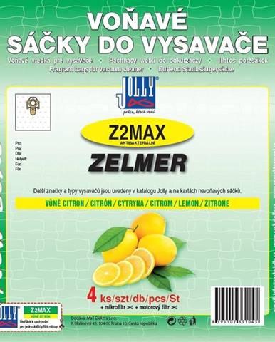Sáčky pre vysávače Jolly MAX Z 2 lemon perfume