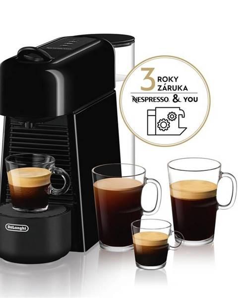 DeLonghi Espresso DeLonghi Nespresso Essenza Plus EN200.B čierne