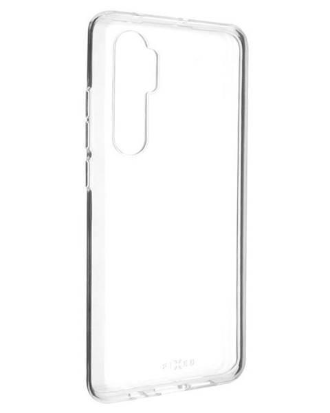 FIXED Kryt na mobil Fixed na Xiaomi Mi Note 10 Lite priehľadný