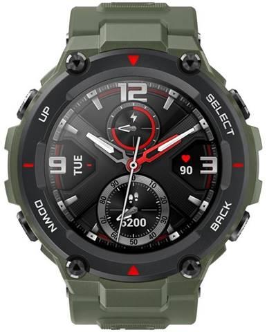 Inteligentné hodinky Amazfit T-Rex - Army Green