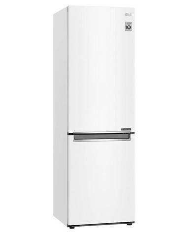 Kombinácia chladničky s mrazničkou LG Gbb71swefn biela