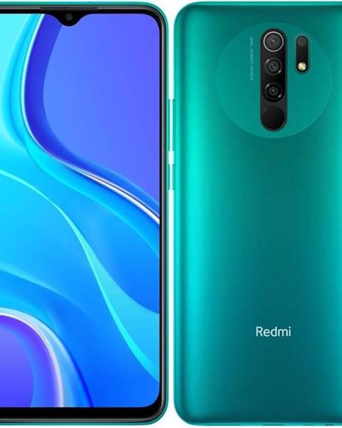 Xiaomi Mobilný telefón Xiaomi Redmi 9 32 GB - Ocean Green