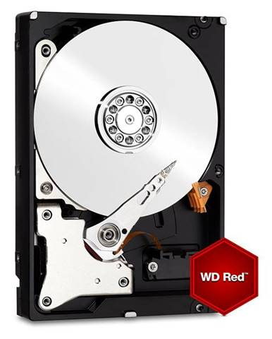 "Pevný disk 3,5"" Western Digital RED 6TB"
