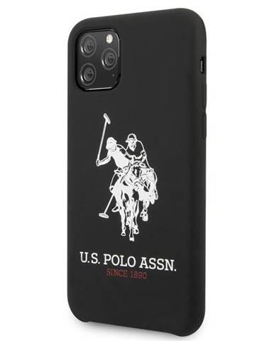 Kryt na mobil U.S. Polo Big Horse na Apple iPhone 11 Pro čierny