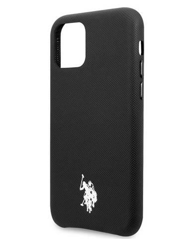 Kryt na mobil U.S. Polo Wrapped Polo na Apple iPhone 11 Pro čierny