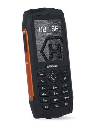 Mobilný telefón myPhone Hammer 3 Dual SIM oranžový