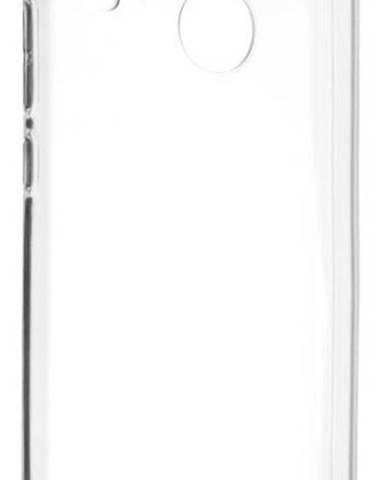 Kryt na mobil Fixed na Huawei P20 Lite priehľadný