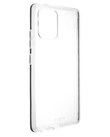 Kryt na mobil Fixed Skin na Samsung Galaxy S10 Lite priehľadný