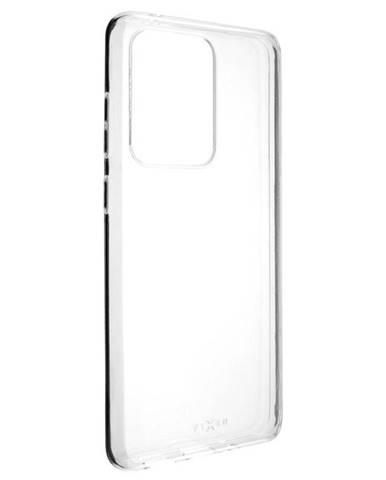 Kryt na mobil Fixed Skin na Samsung Galaxy S20 Ultra priehľadný