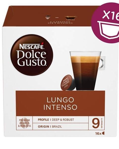 Nescafé NescafÉ Dolce Gusto® Lungo Intenso kávové kapsule 16 ks