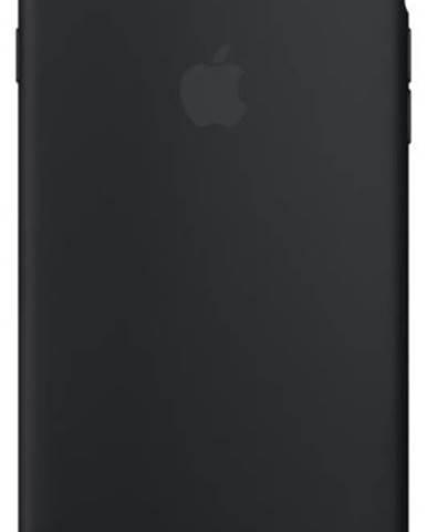 Kryt na mobil Apple Silicone Case na iPhone 8 Plus / 7 Plus čierny