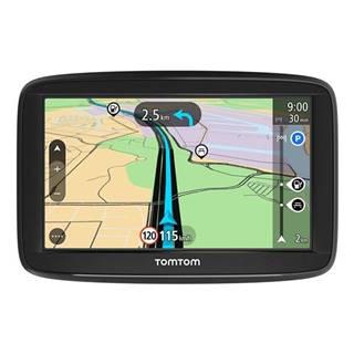Navigačný systém GPS Tomtom Start 52 Europe čierna