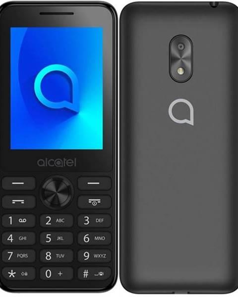 ALCATEL Mobilný telefón Alcatel 2003D čierny