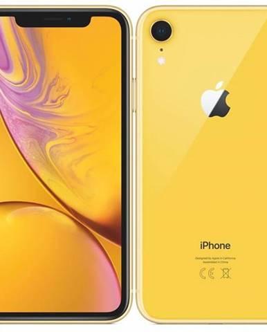 Mobilný telefón Apple iPhone XR 128 GB - yellow