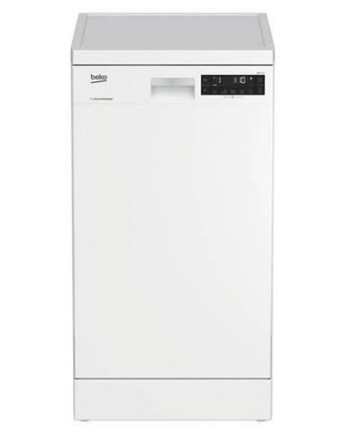 Umývačka riadu Beko Dfs28130w biela
