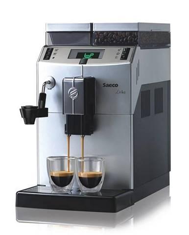 Espresso Saeco Lirika Plus strieborn