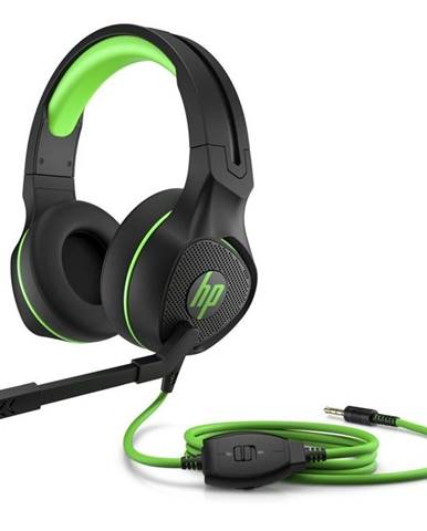 Headset  HP Pavilion Gaming 400 čierny/zelený