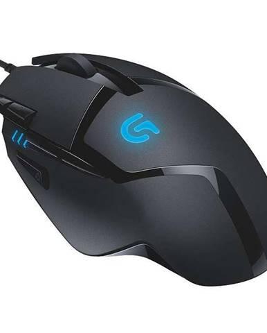 Myš  Logitech Gaming G402 Hyperion Fury čierna / laserová / 8