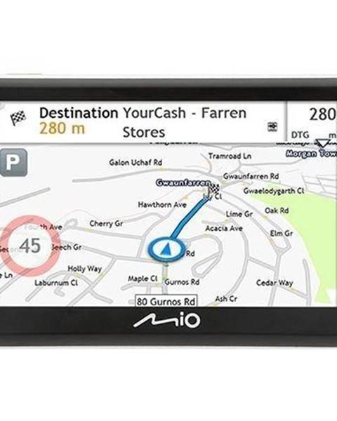 Mio Navigačný systém GPS Mio Spirit 7800 Full Europe Lifetime čierna
