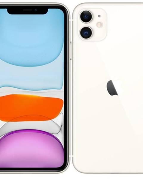 Apple Mobilný telefón Apple iPhone 11 64 GB - White