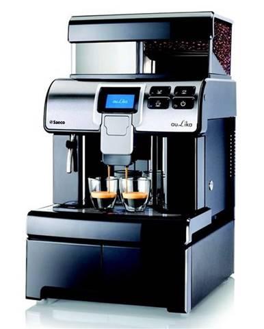 Espresso Saeco Aulika Office Black čierne