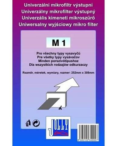 Filtry, papierové sáčky Jolly M 1