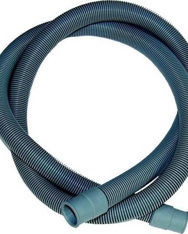 Odvodné hadice pre pračky  Jolly 5012 - 2,0 m - bez kolínka siv