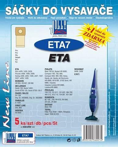 Sáčky pre vysávače Jolly ETA 7