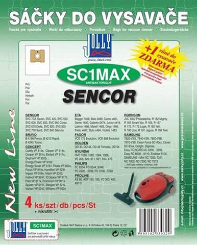 Sáčky pre vysávače Jolly MAX SC 1
