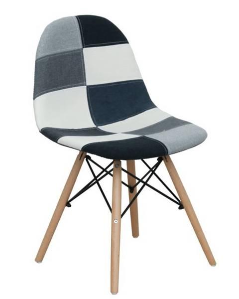 Kondela Jedálenská stolička látka/vzor CANDIE 2 NEW TYP 3 E-53