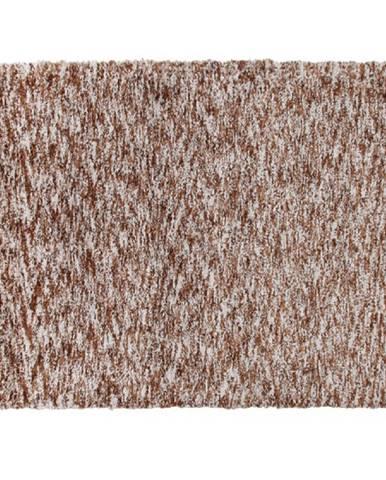 Koberec svetlohnedá melír 80x150 TOBY
