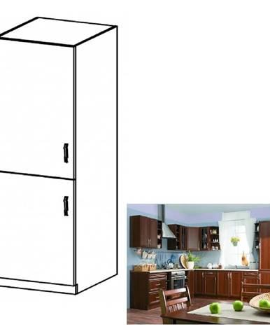 Dolná skrinka na vstavanú chladničku D60ZL ľavá orech Milano SICILIA