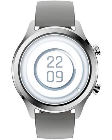Inteligentné hodinky Mobvoi TicWatch C2+ strieborné