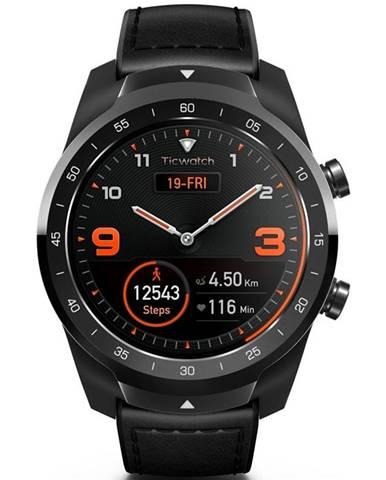 Inteligentné hodinky Mobvoi TicWatch Pro 2020 čierne