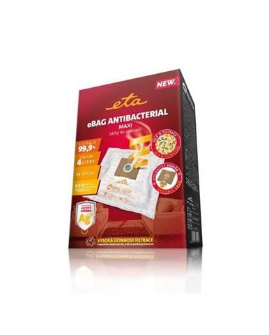Sáčky pre vysávače ETA eBag Antibacterial Maxi 9600 68021