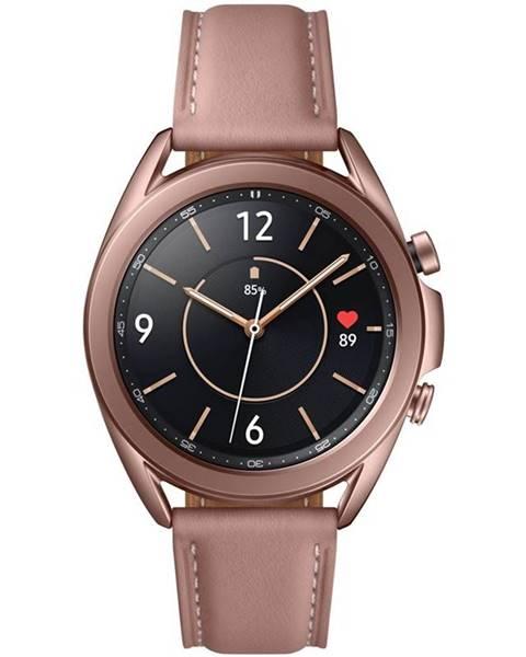 Samsung Inteligentné hodinky Samsung Galaxy Watch3 41mm bronzové