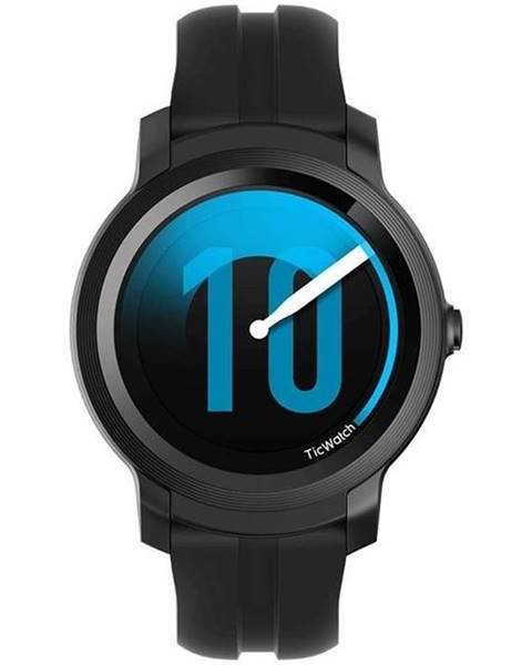 TicWatch Inteligentné hodinky Mobvoi TicWatch E2 čierne