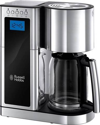 Kávovar Russell Hobbs Elegance 23370-56 strieborn