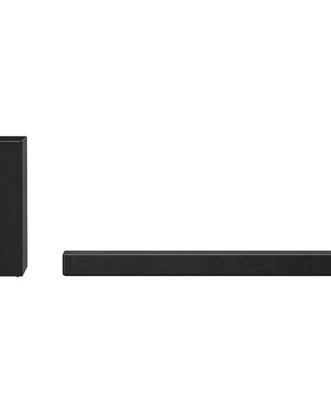 LG Soundbar LG SN7Y čierny