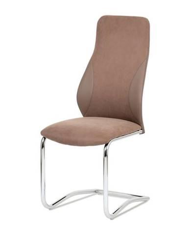 Jedálenská stolička AMELIA hnedá