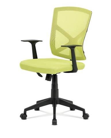 Kancelárska stolička NORMAN zelená