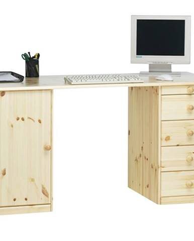Písací stôl KENT 270/19 borovica