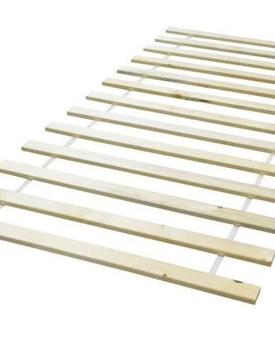 Rolovací latkový rošt GRID 140x200 cm