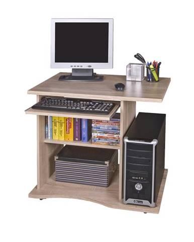 PC stôl OLIN dub sonoma