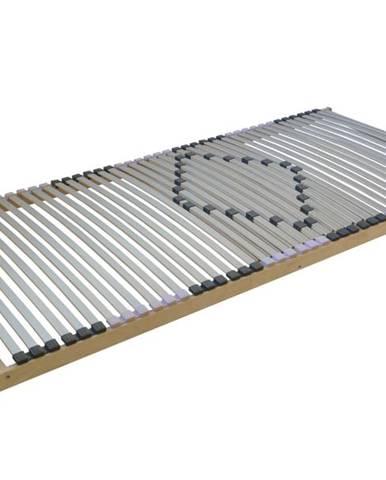 Pevný lamelový rošt TRIO T12 90x200 cm