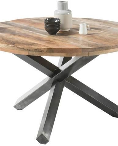 Jedálenský stôl ACE mango/antracitová