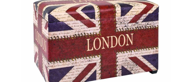 Truhlica so sedákom JACK London
